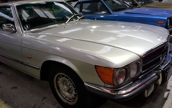 Mercedes 450 SLC Coupé aut. 4,5