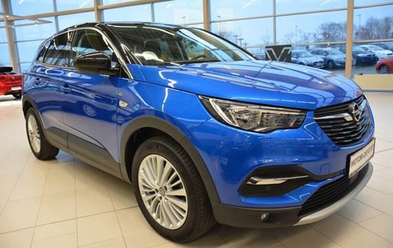 Opel Grandland X CDTi 120 Innovation 1,6