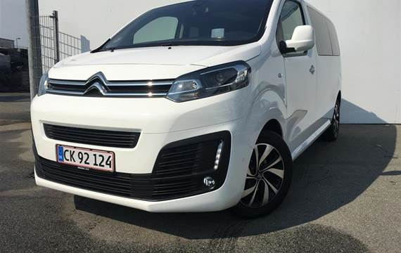 Citroën Jumpy 2,0 L2  Blue HDi Premium EAT8  8g Aut.
