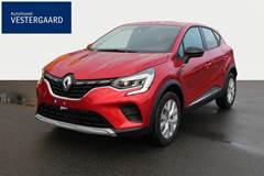 Renault Captur TCE Zen  5d 1,0