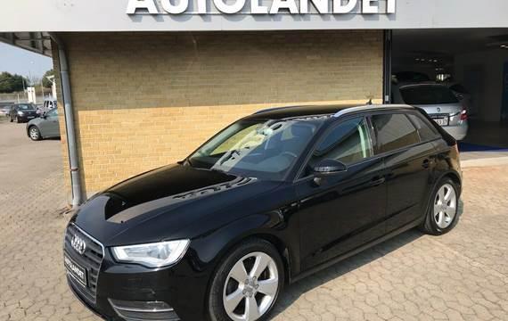 Audi A3 TDi 150 Ambition SB S-tr. 2,0