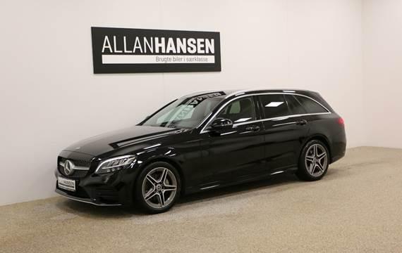 Mercedes C200 Advantage AMG stc. aut. 1,5