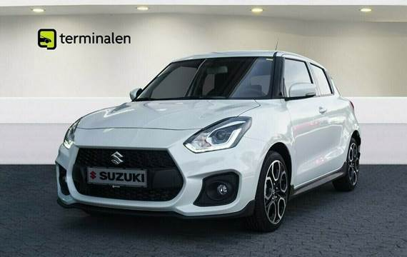 Suzuki Swift Boosterjet Sport 1,4