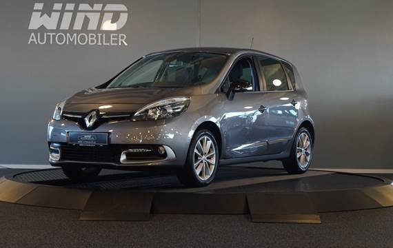 Renault Scenic III 1,5 dCi 110 Limited Edition