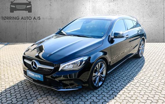 Mercedes CLA220 d SB aut. 2,2