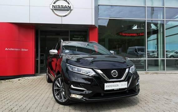 Nissan Qashqai Dig-T Tekna+ NNC Display  5d 6g 1,3