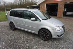VW Touran TDI Highline DSG  6g Aut. 2,0