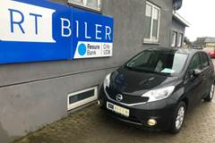 Nissan Note Acenta+ 1,2