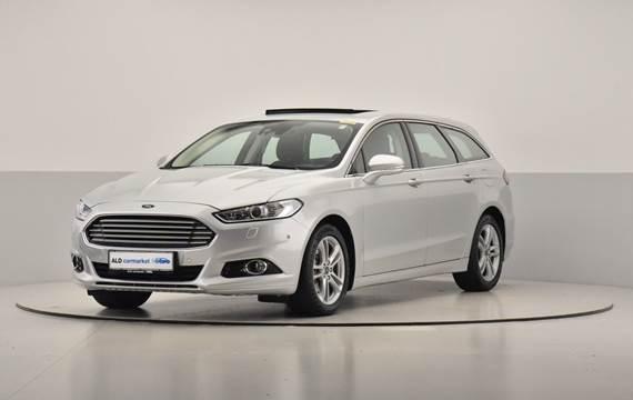 Ford Mondeo EcoBoost Titanium stc. aut. 1,5
