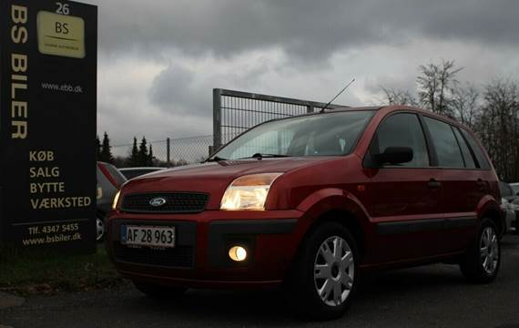 Ford Fusion TDCi 68 Trend 1,4