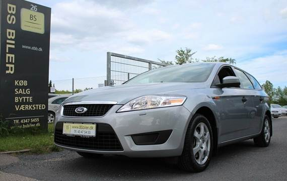 Ford Mondeo Ti-VCT 110 Trend stc. 1,6