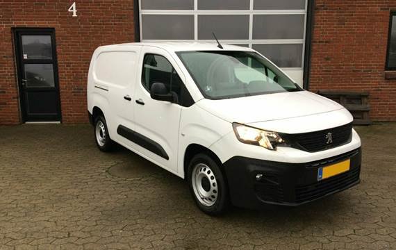 Peugeot Partner BlueHDi 130 L2V2 Plus 1,5