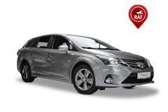 Toyota Avensis VVT-i T2 Premium stc. 1,8