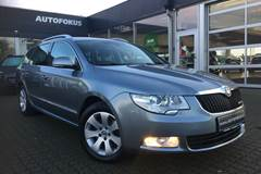 Skoda Superb TDi 105 Comfort GreenLine 1,6