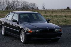 BMW 740i aut. 4,4