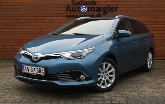 Toyota Auris Hybrid H3 TS CVT 1,8