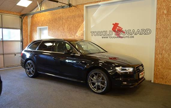 Audi A4 1,8 TFSi 120 Limited Avant Multitr