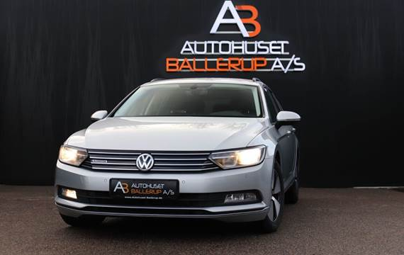VW Passat TDi 120 BlueMotion Variant 1,6