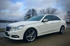 Mercedes E350 CGi Avantgarde aut. BE 3,5