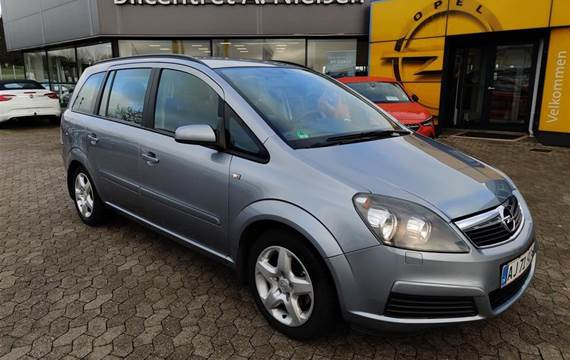Opel Zafira 16V Enjoy  1,8