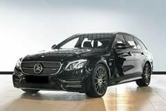 Mercedes E43 AMG stc. aut. 4-M 3,0