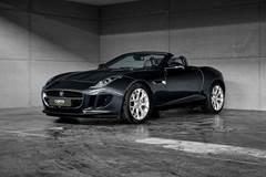 Jaguar F-Type S/C Convertible aut. 3,0