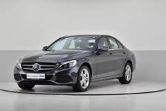 Mercedes C200 d Business aut. 1,6