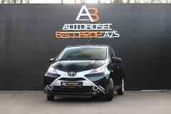 Toyota Aygo VVT-i x-play 1,0