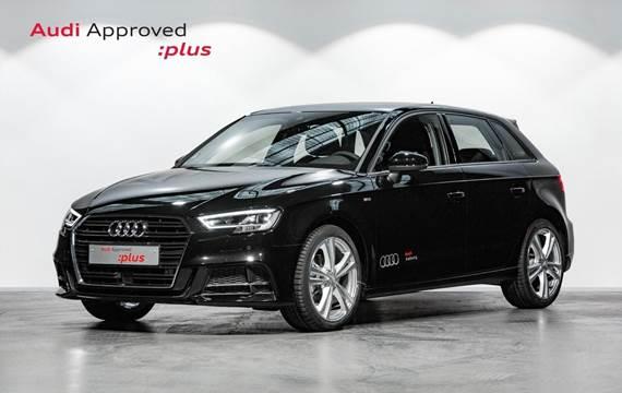 Audi A3 TFSi Sport Limited SB S-tr.