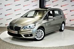 BMW 218d Gran Tourer Luxury Line aut 7p 2,0