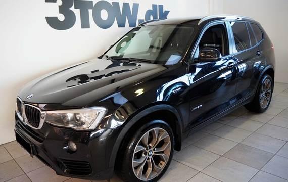 BMW X3 xDrive20d aut. Van 2,0