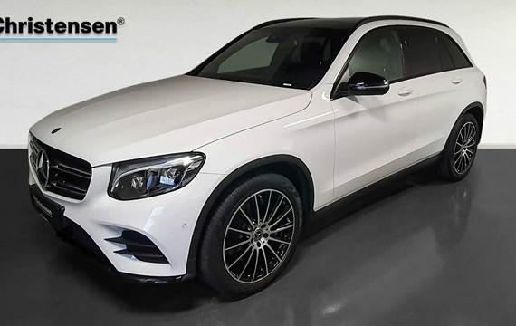 Mercedes GLC220 d aut. 4-M 2,2