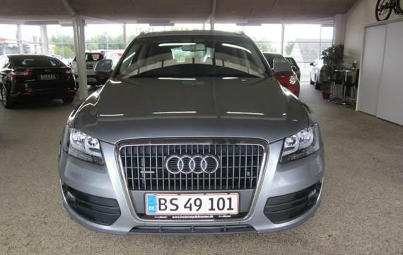 Audi Q5 TDi 143 2,0