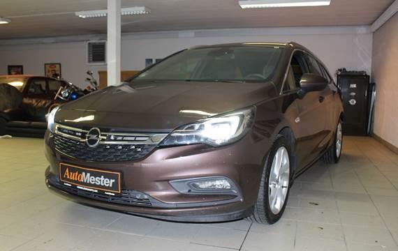 Opel Astra T 150 Dynamic ST aut. 1,4