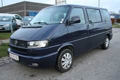 VW Multivan TDi 102 2,5