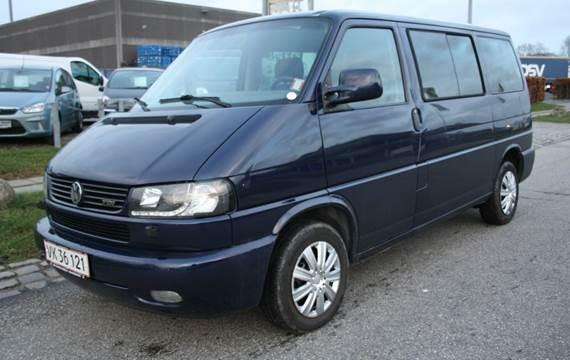 VW Multivan TDi 102 2,5