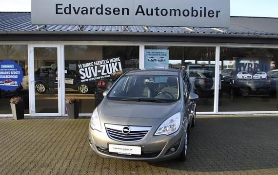 Opel Meriva Turbo Cosmo  1,4