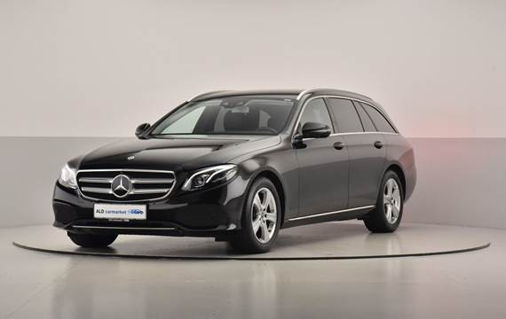 Mercedes E220 d stc. aut. 2,0
