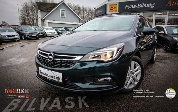 Opel Astra T 150 Enjoy ST 1,4