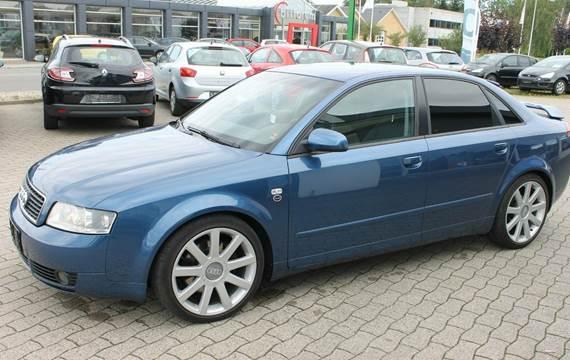 Audi A4 2,5 TDi 163