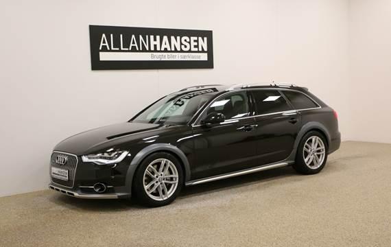 Audi A6 Allroad TDi 313 quattro Tiptr. 3,0