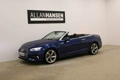 Audi A5 TFSi 190 Sport Cabriolet S-tr. 2,0
