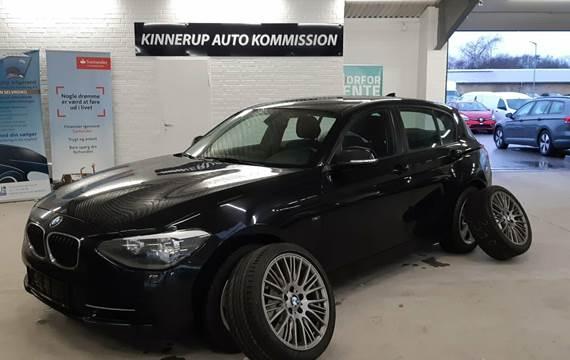 BMW 118d Sport Line 2,0