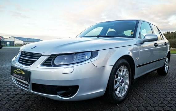 Saab 9-5 t Linear Sport Sedan 2,0