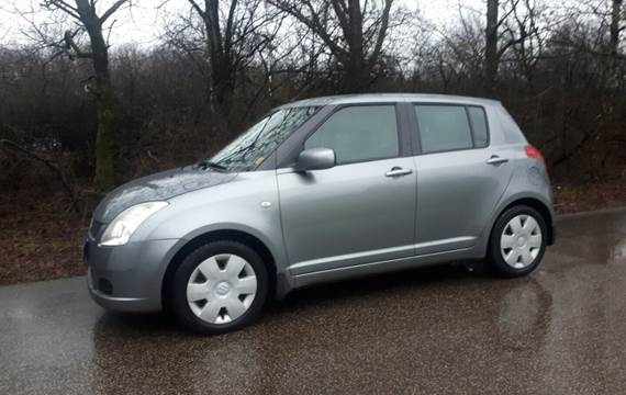 Suzuki Swift GL-A 1,3