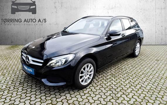 Mercedes C220 d stc. 2,2