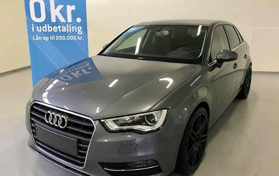 Audi A3 TDi 150 Ambiente SB 2,0