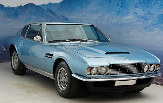 Aston Martin DBS 5,4