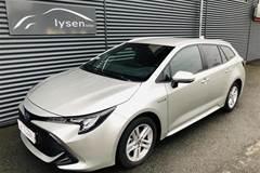 Toyota Corolla Touring Sports  B/EL H3 Smartpakke E-CVT  Stc Trinl. Gear 1,8