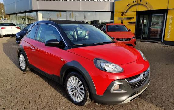 Opel Adam ,0 Turbo Rocks  3d 6g